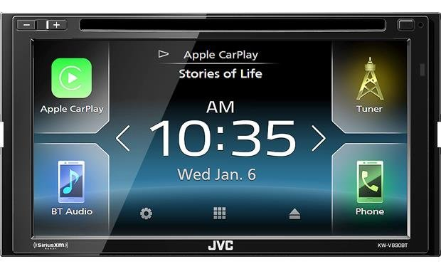 JVC KW-V830BT Double DIN Headunit