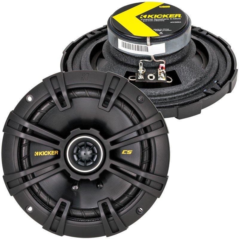Kicker CS Series Speakers for Bass