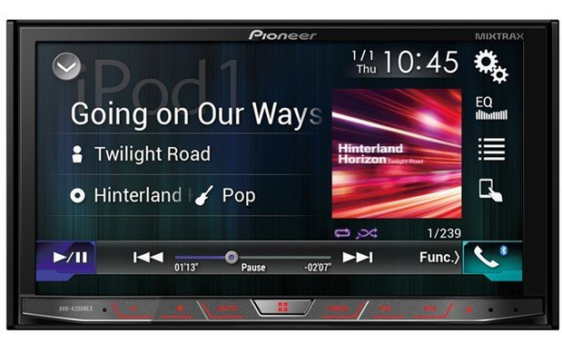 Pioneer 4200NEX Touch Screen  Stereo
