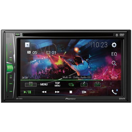 Pioneer AVH 210EX 6.2 Double DIN Stereo Receiver