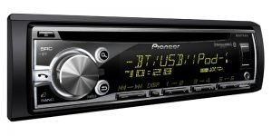 DEH-X6700BS Pioneer Car Stereo Single DIN Receiver
