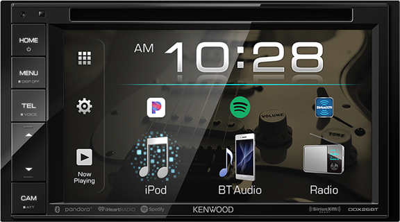 Kenwood DDX26BT Touch Screen Car Stereo