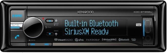 Kenwood KDC-BT958HD Car Stereo Head Unit