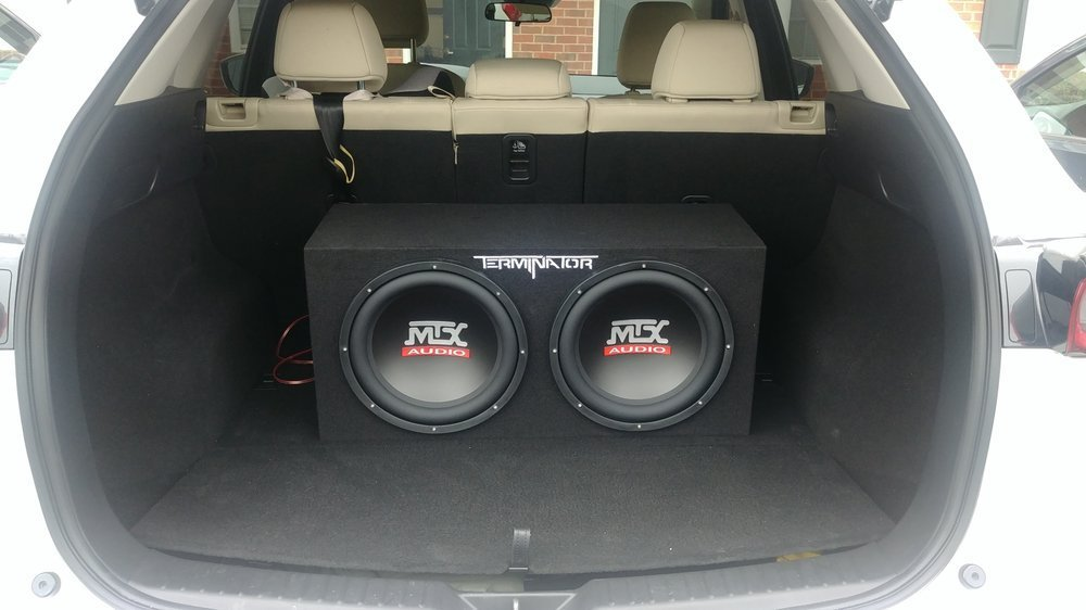 MTX Audio TNE212D INSTALL