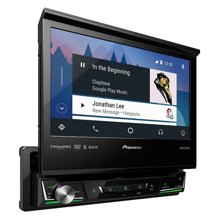 Pioneer AVH 3300NEX Single DIN Head Unit