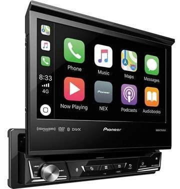 Pioneer AVH 3400NEX Single DIN Head Unit