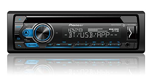 Pioneer DEH-S4100BT Review