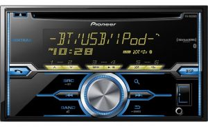 Pioneer FH-X820BS Car Stereo Receiver