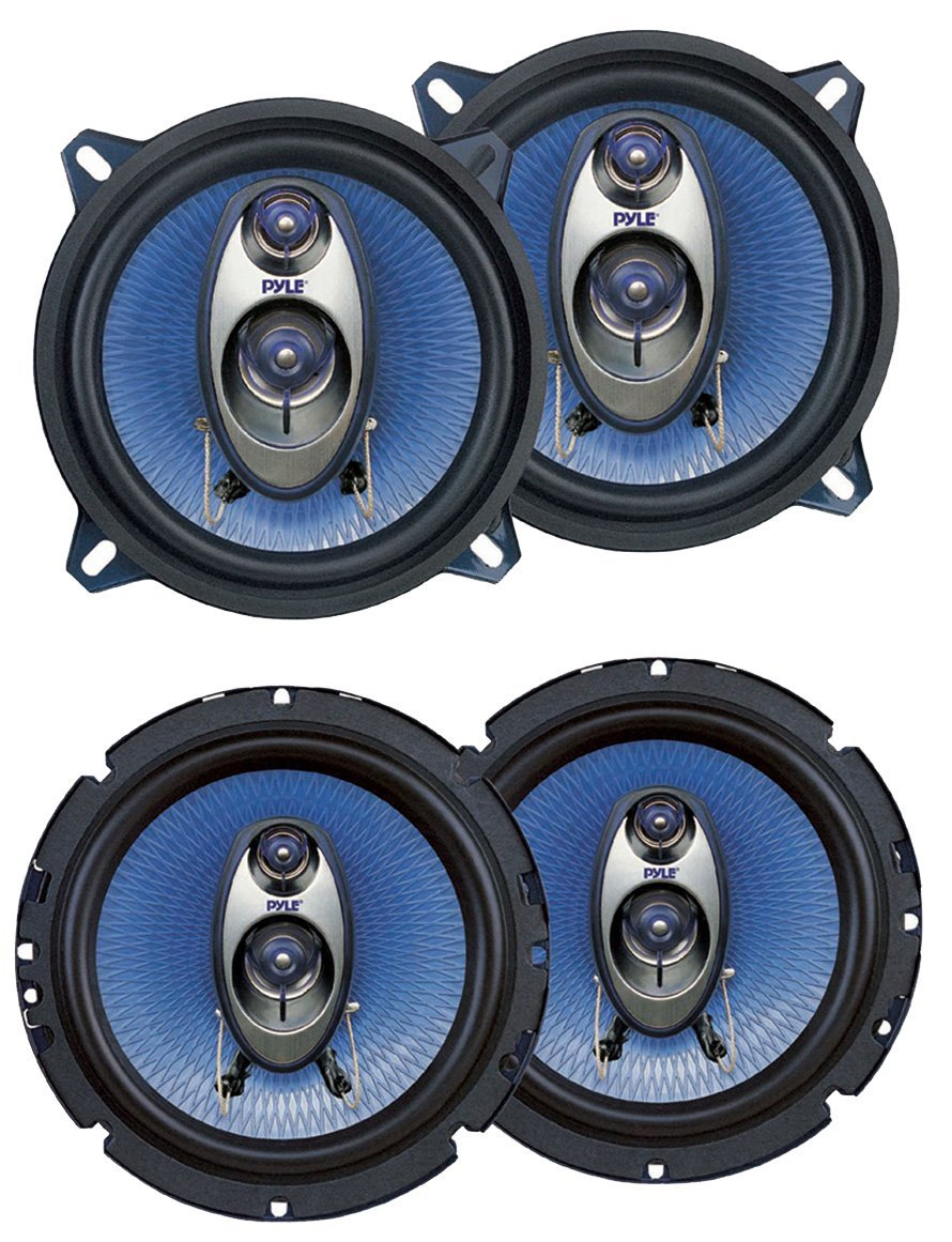 Pyle - PL63BL Car Speakers