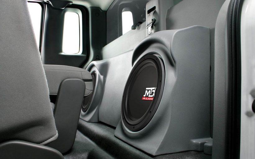 Best Underseat Car Subwoofers