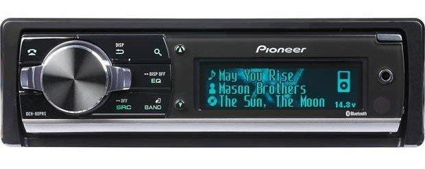 Pioneer DEH-80PRS Single DIN Headunit