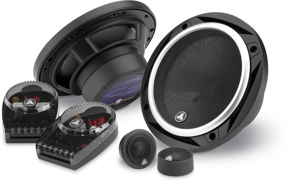 Component Speakers Subcomponents