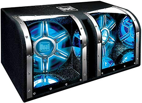 Dual BP1204 Bandpass Subwoofer