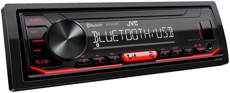 JVC KD-X260BT