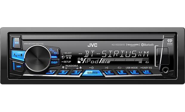 JVC KD-X320BTS