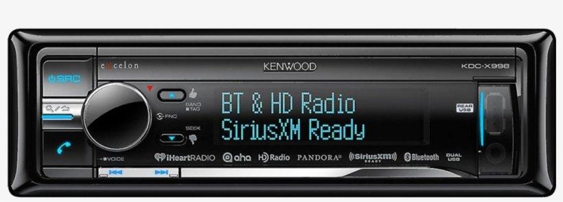 Kenwood KDC-X998