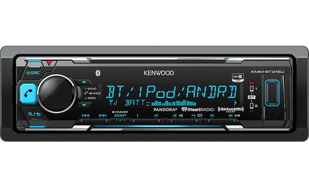 Kenwood KMM-BT315U