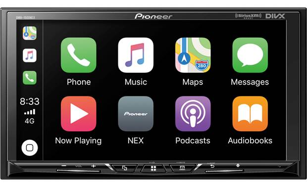 Pioneer DMH-1500NEX