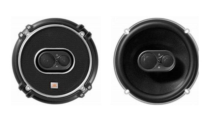 3 way car speakers