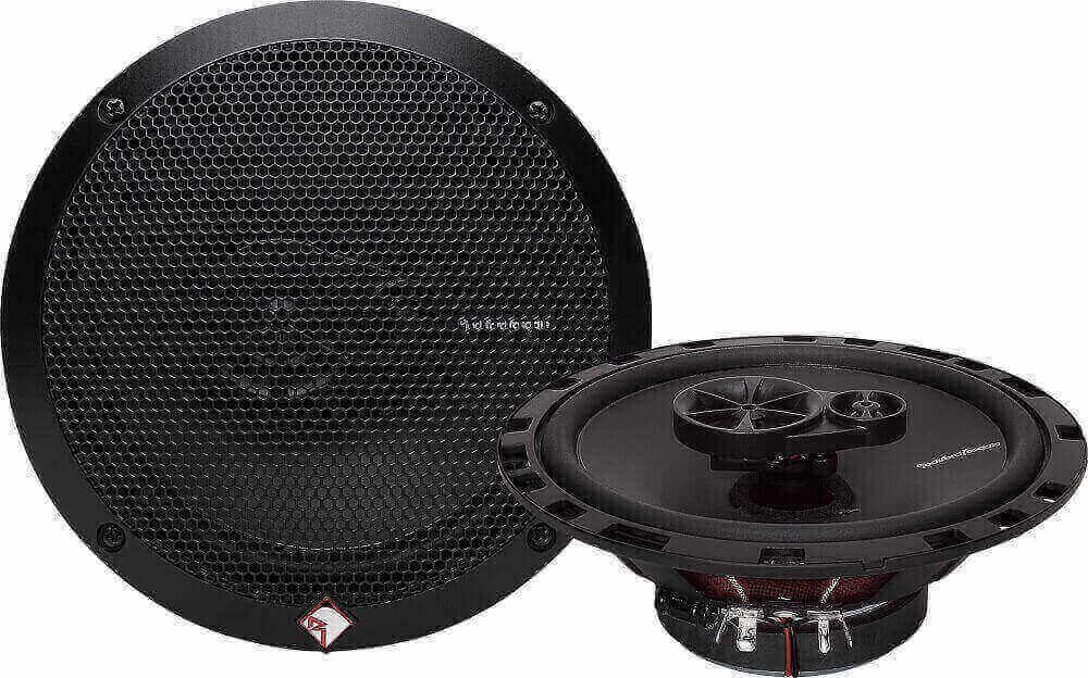 Rockford Fosgate R165X3 6.5 Inch 3-Way Speakers