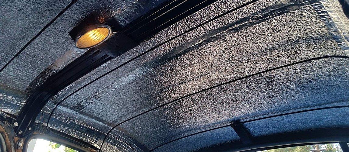 best automotive sound deadening material