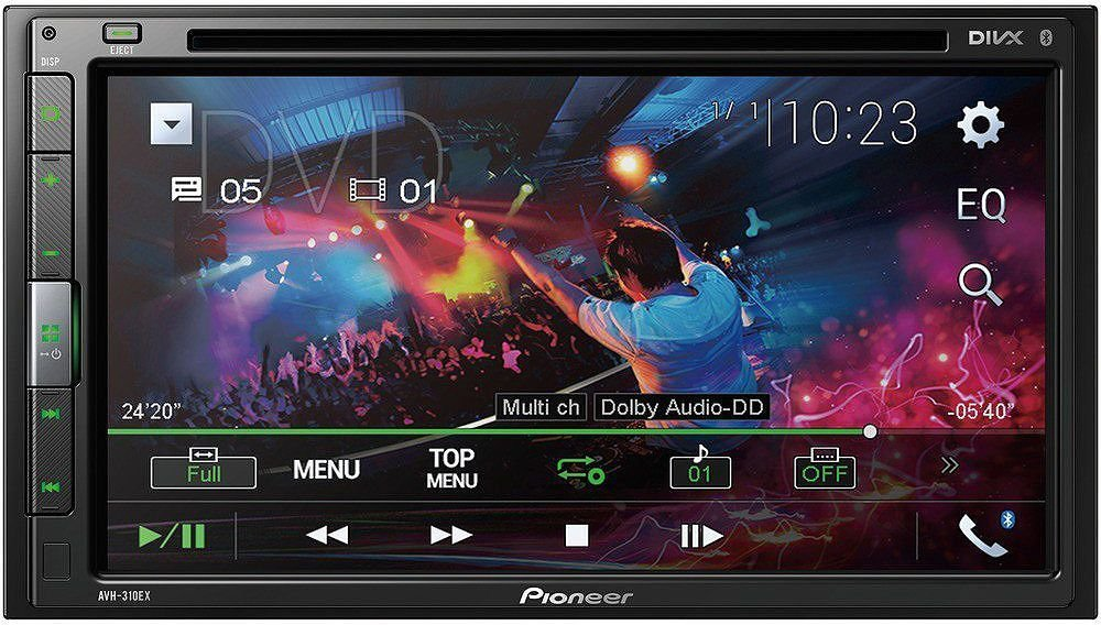 Best Touch Screen Car Stereo with GPS