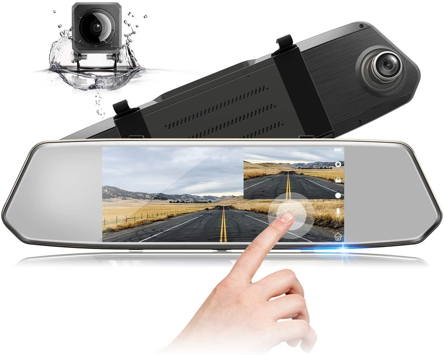 ToGuard 7-inch Backup Camera.