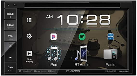 Kenwood DDX26BT backup camera