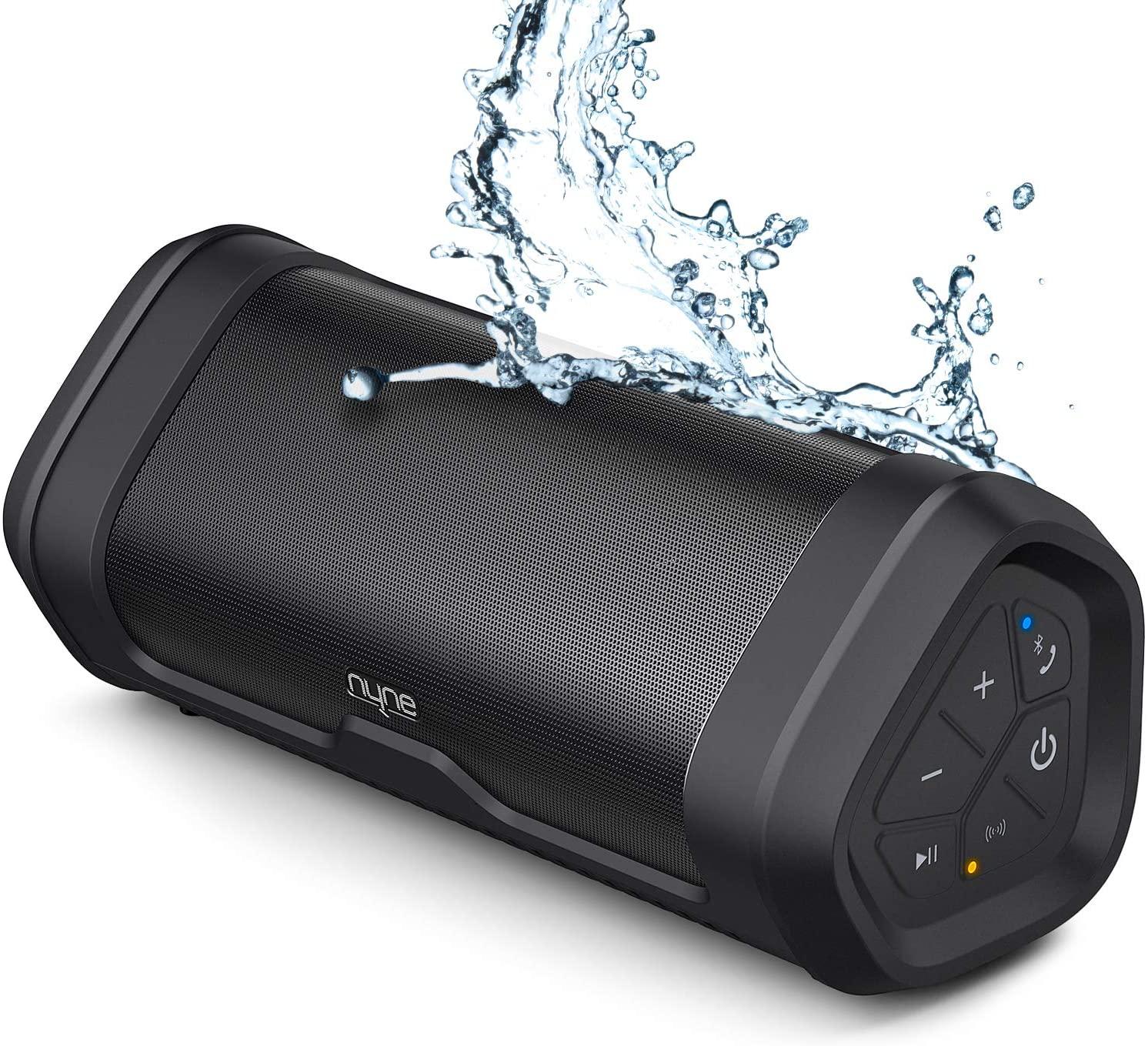 NYNE BOOST Waterproof Bluetooth Speaker