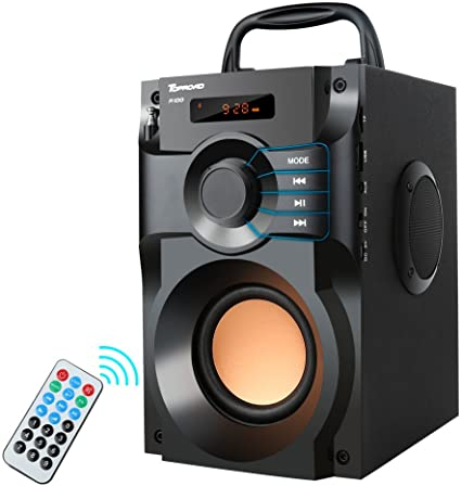 TOMPROAD Portable Bluetooth Speaker