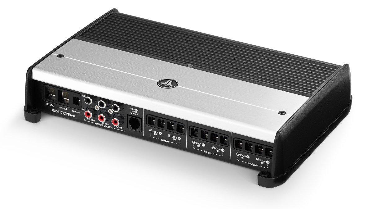 best 6 channel amplifier