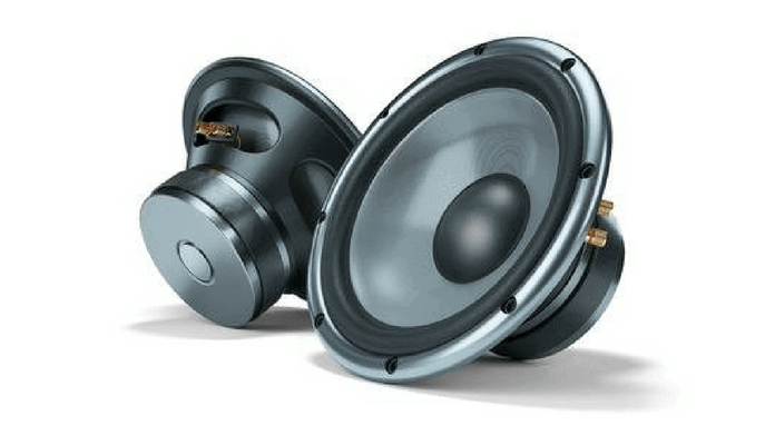 2-ohm and 4-ohm speakers