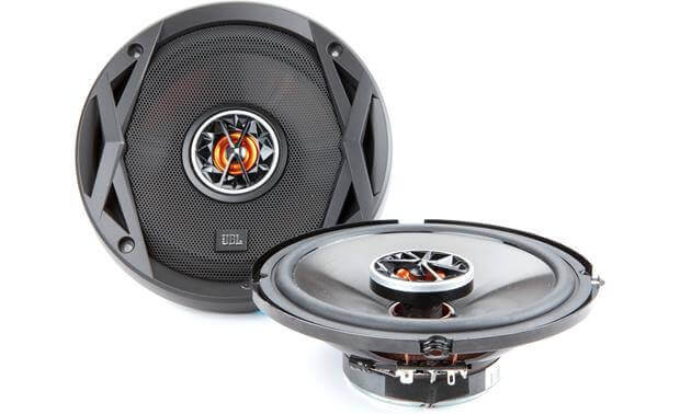 JBL CLUB6520 6.5 coaxial speakers