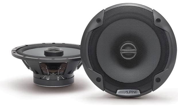 Alpine SPE-6000 Speakers