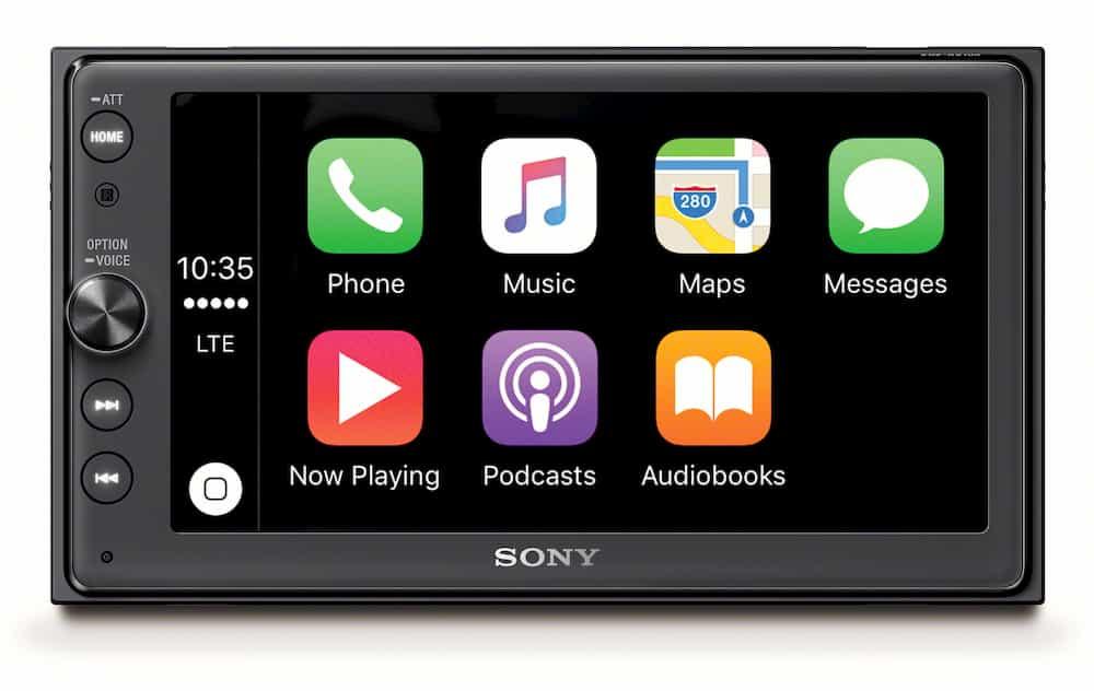 Sony XAV- AX100