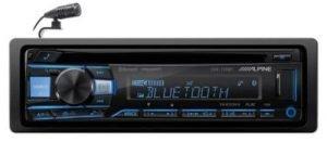 Alpine CDE-172BT Single Din radio