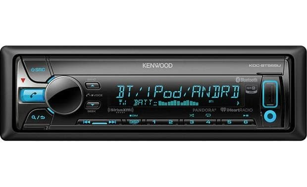 Kenwood KDC-BT565U