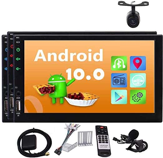 EINCAR Android 10.0 Car Stereo with GPS Navigation