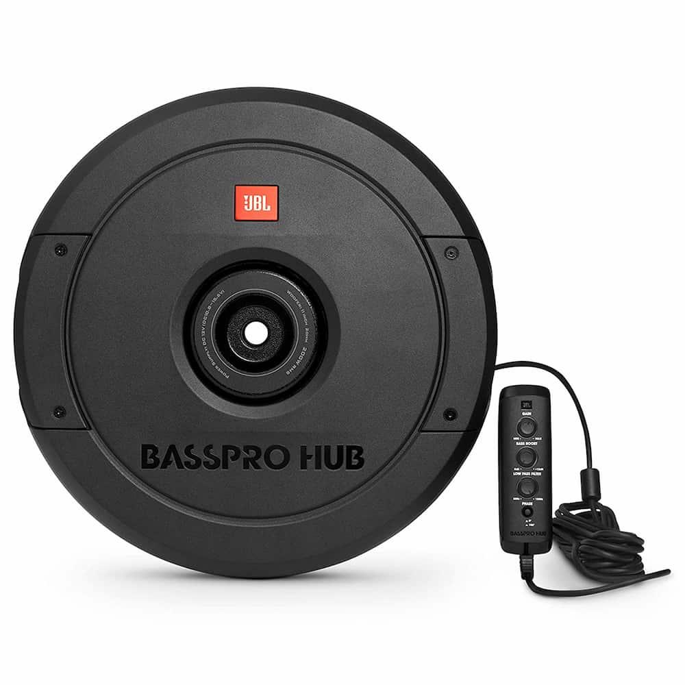JBL Basspro Hub Spare Tire Sub