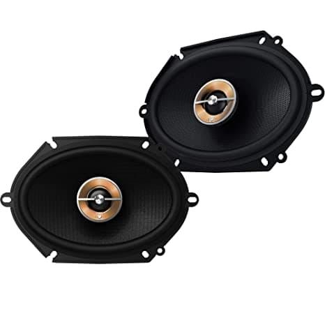 Infinity KAPPA-86CFX Two-Way Car Audio Multi Element Speaker