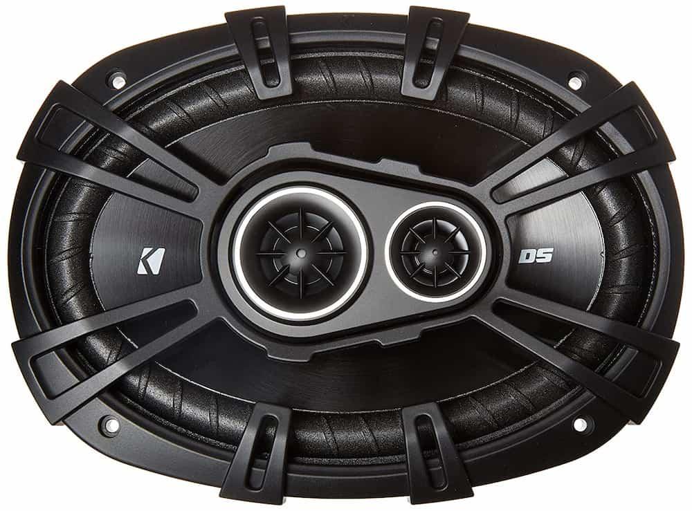 Kicker 43DSC69304 Car Audio Coaxial Speakers