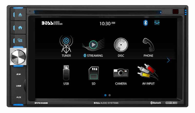 BOSS Audio Systems BV9358B Car DVD Player