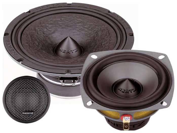 Hertz HSK 163 Speakers Review