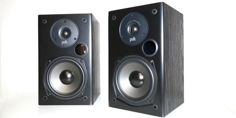 Polk Audio T15 Record Player Speaker