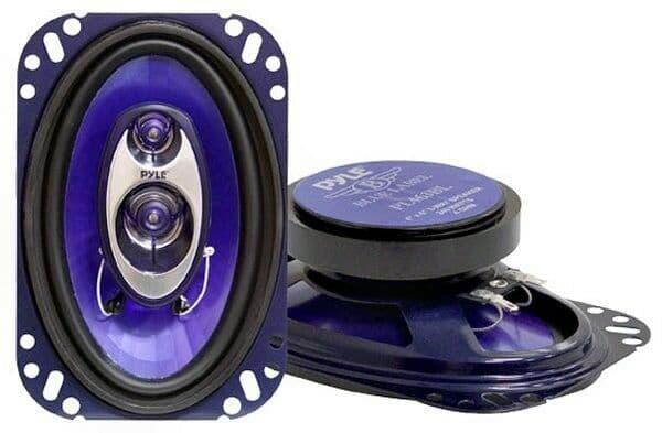 Pyle PL463BL car speakers