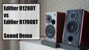 Edifier R1280DB vs Edifier R1700BT