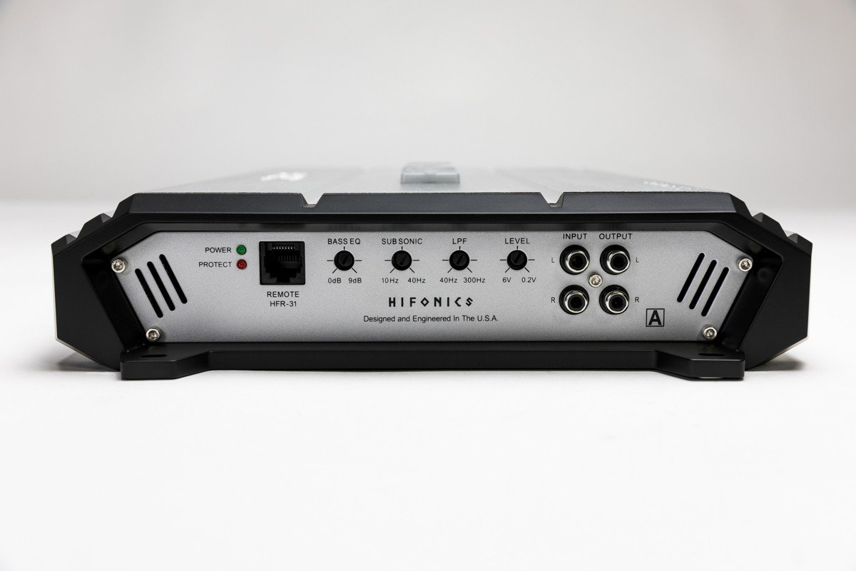Hifonics ZXX-1800.1D