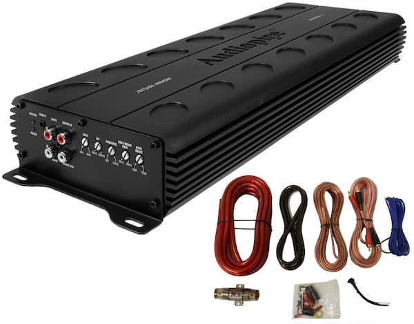 Audiopipe APMN Class D 2000 Watt Amplifier