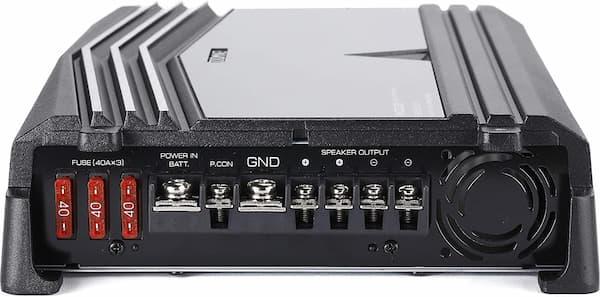 Kenwood KAC-9106D 2000W Class D Power Amp