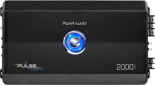 Planet Audio PL2000.1M Monoblock Amp